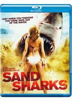 Sand Sharks NEW Cult Blu-Ray Disc Mark Atkins Corin Nemec