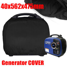 "13""x22""x18.5"" Black Oxford Cloth Generator Cover For Yamaha Universal Size"