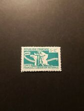 TIMBRE FRENCE LIBRE (L.V.F) N°3 NEUF ** LUXE MNH 1943