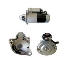 Fits MAZDA 626 1.8i (GE) Starter Motor 1992-1997 - 13195UK