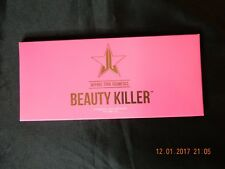 Jeffree Star Cosmetics BEAUTY KILLER Eyeshadow Palette Authentic BNIB