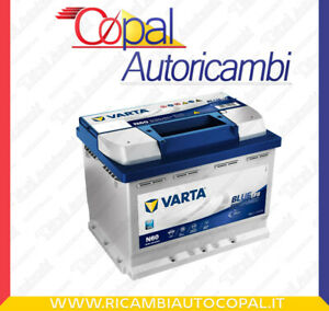 BATTERIA VARTA N60 START&STOP EFB 60AH 640A di spunto 242x175x190 560500064 BLUE