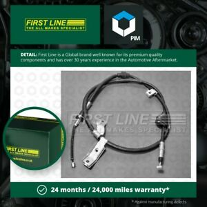 Handbrake Cable fits HONDA CR-V Mk1 2.0 Right 97 to 02 Hand Brake Parking New