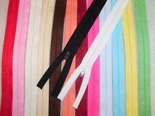 1m 3m 0,99€//m 10m 1,27€//m Spitzenreißverschluss endlos 3mm mit Zipper