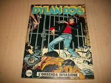 DYLAN DOG PRIMA SERIE ORIGINALE: N. 105 L'ORRENDA INVASIONE. BONELLI GIUGNO 1995