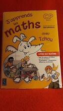 Brissiaud J'APPRENDS LES MATHS AVEC TCHOU CP  Cycle 2  Livre du Maître (Retz )