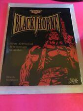 Snes. Blackthrone Strategy Guide. Super Nintendo
