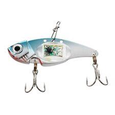 LED Baits Smart Flasher Sea Bait Blinker Predator Light Lamp Blue H2G2