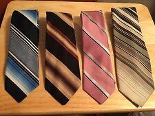 Lot of Vintage Men's Ties - Assorted Styles
