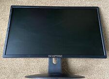 "Sceptre E205W-1600SR 20"" 75Hz Ultra Thin LED Monitor HDMI VGA Built-in Speakers"