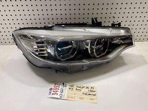 2014 2015 2016 2017 BMW 4 Series Right Side FULL LED Headlight OEM