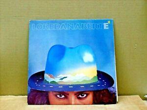 "LOREDANA BERTE'-LP- "" E' ""  OMONIMO   EX/VG+"