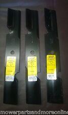 3 x Ferris ICD 48 Inch Cut XHT HARDENED Mower Blade - 5101986 1520843, 5020843