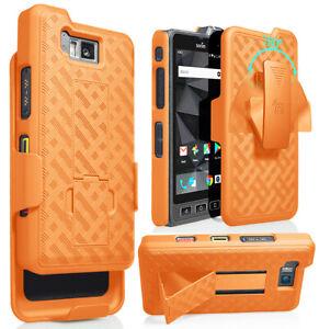 Kickstand Case Slim Cover + Belt Clip Holster for Sonim XP8 Phone (XP8800)