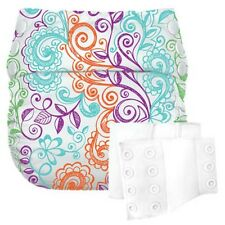 BumGenius Flip Diapers Training Pant / Potty Trainer - Lovelace (Seconds)