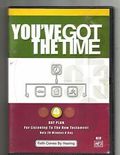YOU'VE GOT THE TIME (1996, CD MP3) NIV New Testament Day Plan: Christianity