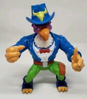 Vintage 1991 Boot Hill Buzzard w Hat Wild West Cowboys of Moo Mesa Action Figure