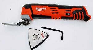 Milwaukee 2426-20 M12 Cordless Multi-Tool (Tool Only)