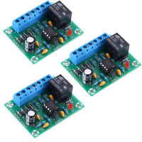 3X AC/DC 12V Liquid Level Controller Sensor Module Water Level Detection sensor