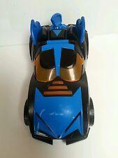 "BATMAN - Imaginext Batmobile 8"" Mattel Non Working DC Comics Toy Car Vehicle"