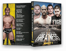 Official ROH Ring of Honor - The Road To Greatness: Night 1 2013 Event DVD