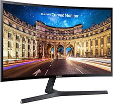 Samsung C27F396 Monitor Curvo per PC, 27'' Full HD, 1920 x 1080, 60 Hz, 4 ms, Fr