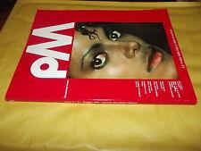 MICHAEL JACKSON Panorama Mese ITALIAN ONLY MAGAZINE !!! 1984 Thriller ------2