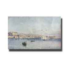 Malta Postcard - Valletta- Grand Harbour Side, New Unused, Made In England