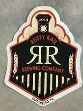 New ListingRusty Rail Brewing Company Craft Beer Sign