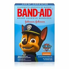 Band-Aid Brand Adhesive Bandages Featuring Nickelodeon Paw Patrol, Assorted Size