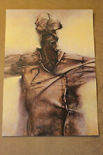 Original Poster by Zdzislaw Beksinski 184#  & 331#