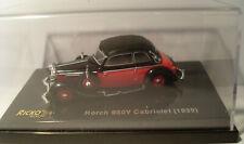 Ricko 1:87  Horch 930 V Cabriolet (1939) geschlossen in OVP