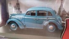 IXO / IST Models 1/43 Moskwitch 400 1954 Bleu. IST 113.