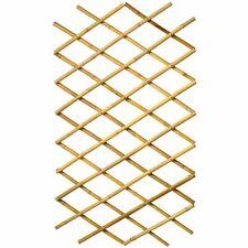 Nature treillis Extensible en Bambou - 100x200cm 604072