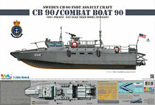 Tiger Model 1/35 6293 Combat Boat 90/CB90