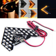 33-SMD 12V Sequential LED Arrows Panel for Car Side Mirror Turn Signal Light VC