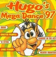 Hugo's Megadance '97 Dune, N Sync, Enigma, Down Low, Taucher, Mark Morr.. [2 CD]
