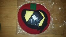 IRISH ARMY - RESERVES MILITARY POLICE BERET AND SIZE 57 - NEW