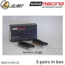 Main Shell Bearings +0.25mm for SUZUKI,SWIFT I,SJ 413,BALENO,JIMNY,WAGON R+