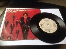 """ROD STEWART: Baby Jane (Warner Bros)   1983 7"""""""