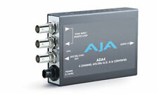 AJA ADA4 4-Channel Bi-Directional Audio A/D & D/A Converter (ADA4) Brand NEW!