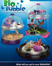 "Premium 16"" Round BioBubble Small Animal/Repile Habitat or 3 Gallon Aquarium Kit"