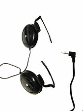 New Adjustable Sports Over the Ear Comfortable Clip-on Headphones Earphones