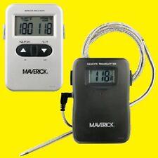 NEW ET-71os Maverick WIRELESS/Remote Smoker/BBQ Dual Readout  Probe Thermometer!