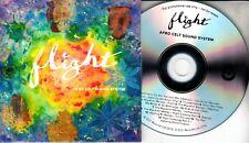 AFRO CELT SOUND SYSTEM Flight 2018 UK 13-trk promo test CD
