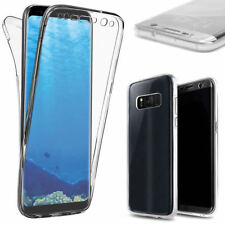 Samsung Galaxy S9 S9 PLUS 360 Grad FULL BODY Silikon Hülle Handy Case Schutz