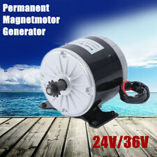 Generatore magneti permanenti corrente continua Tech 36/24V turbina eolica 350W