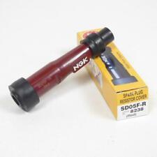Antiparasite long NGK SD05F-R 5 Kohm pour bougie sans olive moto scooter quad