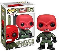 Funko Pop Vinyl Red Skull 07 Marvel Universe