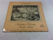 Tchaikovsky - Sleeping Beauty & Swan Lake - Angel Records ANG-35006 - Import